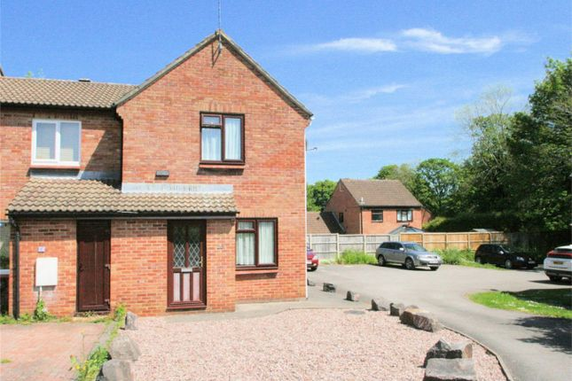 2 bedroom end terrace house for sale in Addymore, Cam, Dursley, Gloucestershire