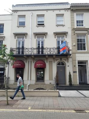 Thumbnail Leisure/hospitality to let in Ground Floor Cafì & Basement 46-48, Charles Street