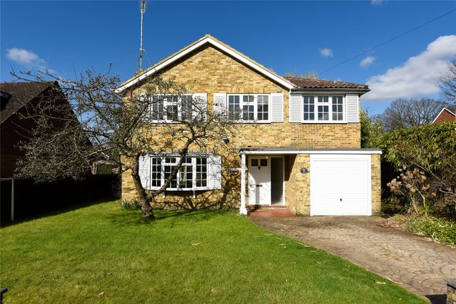 Thumbnail Detached house for sale in The Broadway, Sandhurst, Berkshire