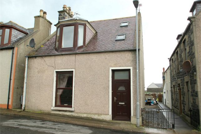 Thumbnail Detached house for sale in Market Street, Macduff, Aberdeenshire