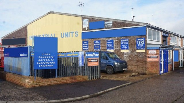 Thumbnail Light industrial for sale in Clacton-On-Sea, Essex