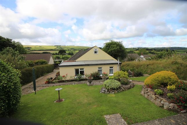 Thumbnail Detached bungalow for sale in Parracombe, Barnstaple