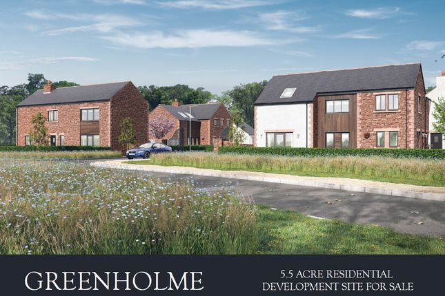 Thumbnail Land for sale in Greenholme, Corby Hill, Carlisle