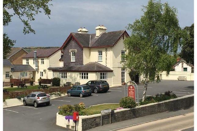 Hotel/guest house for sale in Plas Antaron, Aberystwyth, UK