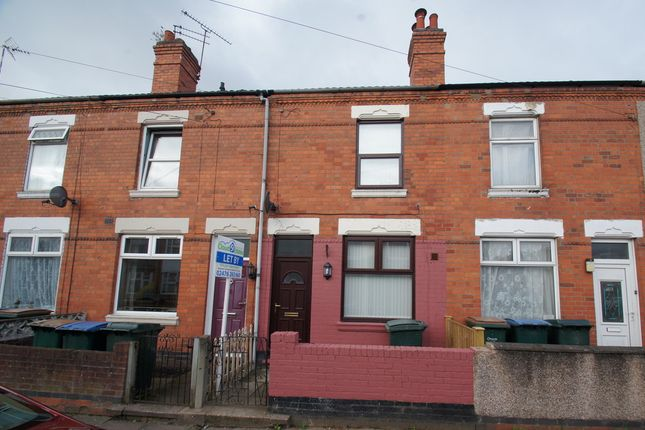 Thumbnail Terraced house to rent in Clements Street, Coventry