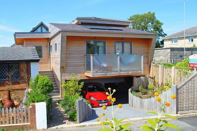 Thumbnail Detached house for sale in Marsh Road, Gurnard, Isle Of Wight