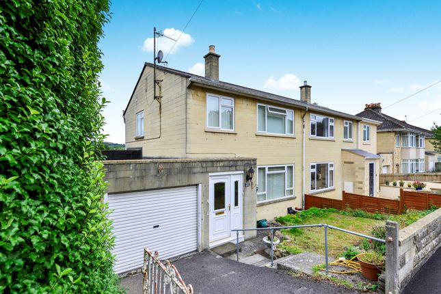Thumbnail Semi-detached house for sale in Blenheim Gardens, Bath