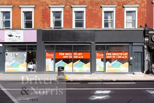 Thumbnail Office for sale in Kilburn High Road, Kilburn, London