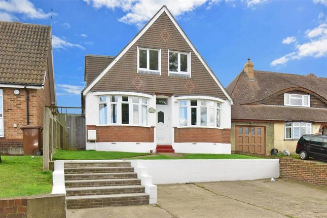 Thumbnail Detached house for sale in Higham Road, Wainscott, Rochester, Kent