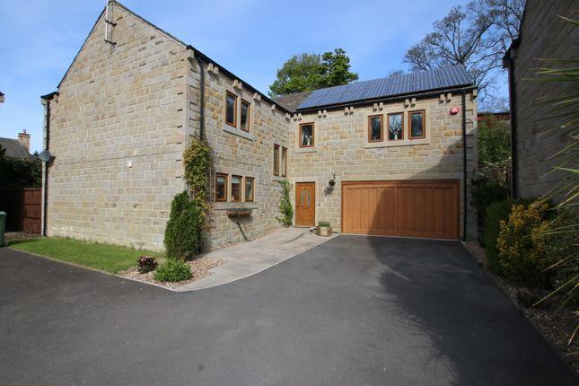 5 bed detached house for sale in Riverside Court, Denby Dale, Huddersfield HD8