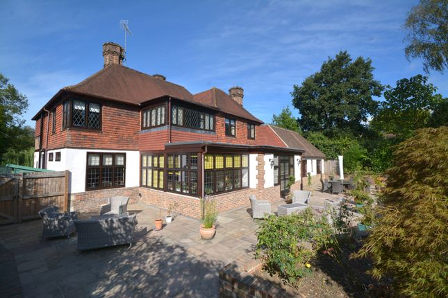 Thumbnail Detached house for sale in Common Hill, West Chiltington, Pulborough