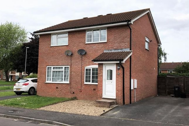 Thumbnail Terraced house to rent in Ashbourne Crescent, Taunton, Somerset