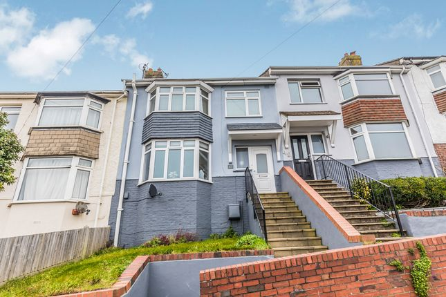3 bed terraced house for sale in Carlyle Avenue, Brighton