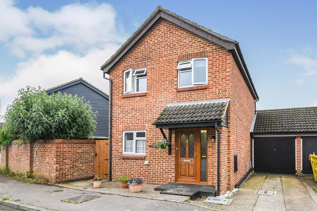 Thumbnail Detached house for sale in Ramsey Close, Heybridge, Maldon