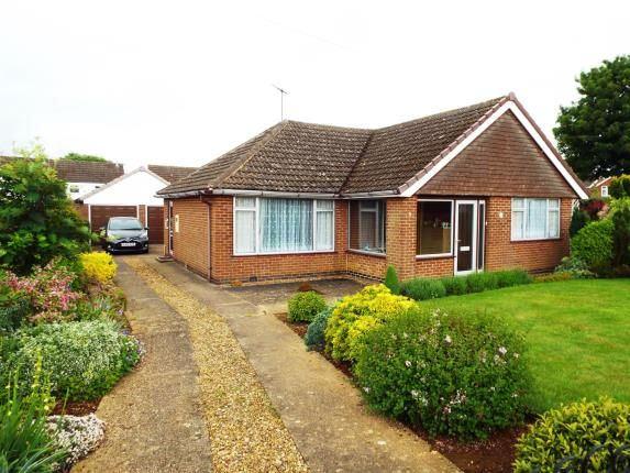 Thumbnail Bungalow for sale in Glen Drive, Oakham, Rutland