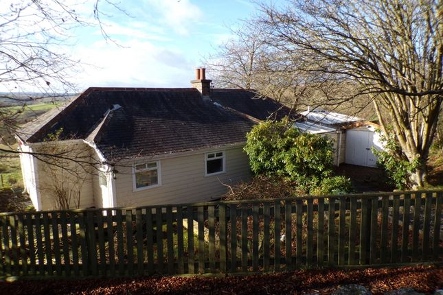 Thumbnail Bungalow for sale in Greenhaugh, Hexham