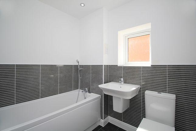 Bathroom of Glen Road, Loughborough LE11