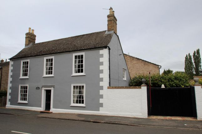 Thumbnail Detached house to rent in York Yard, High Street, Buckden, St. Neots