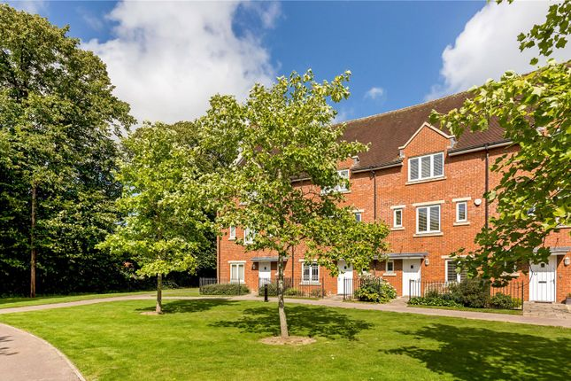 Thumbnail Terraced house for sale in St. Agnes Place, Chichester, West Sussex