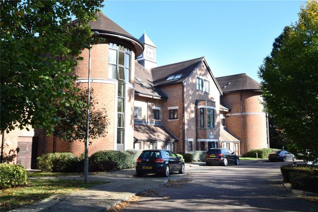 Thumbnail Flat for sale in Silas Court, Lockhart Road, Watford, Hertfordshire