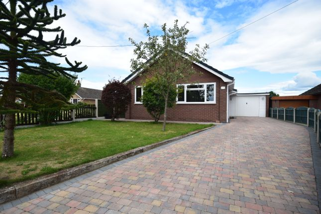 Thumbnail Detached bungalow to rent in Lighteach Road, Prees, Whitchurch, Shropshire