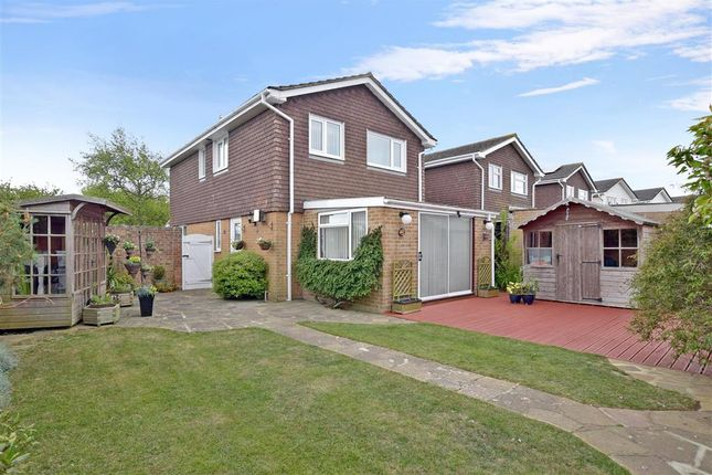 Thumbnail Detached house for sale in Malin Road, Littlehampton, West Sussex