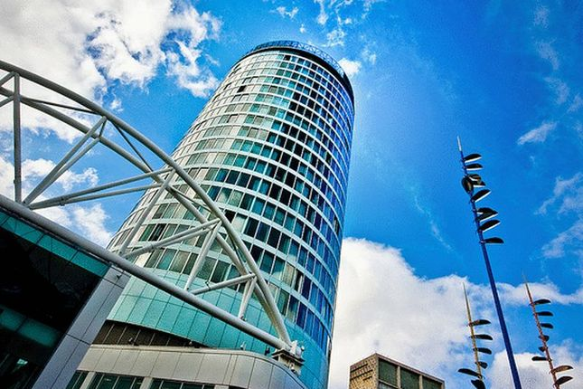 2 bed flat to rent in Rotunda, New Street, Birmingham City Centre