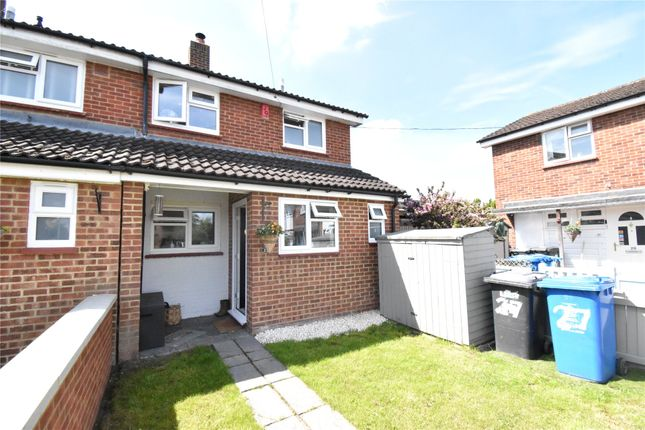 Thumbnail End terrace house to rent in Reeve Road, Holyport, Maidenhead, Berkshire