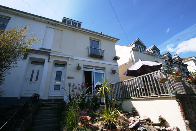 Thumbnail Semi-detached house for sale in Millbrook, Torpoint