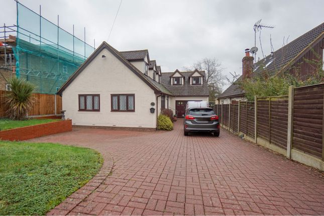 Thumbnail Detached bungalow for sale in High Road, Stapleford