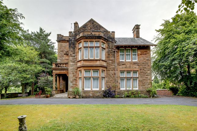 Thumbnail Detached house for sale in Langside Drive, Glasgow