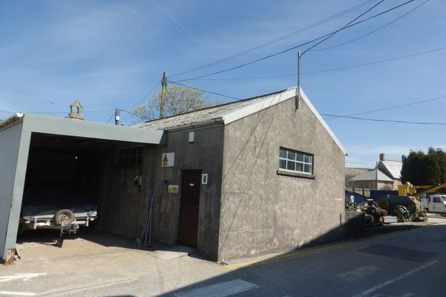 Retail premises to let in St. Georges Road, St. Austell