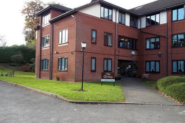 Flat For Sale In The Spinney Redditch Road Kings Norton Birmingham