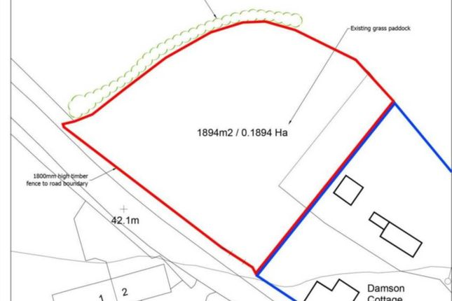 Thumbnail Land for sale in Building Plots, Necton Road, Holme Hale