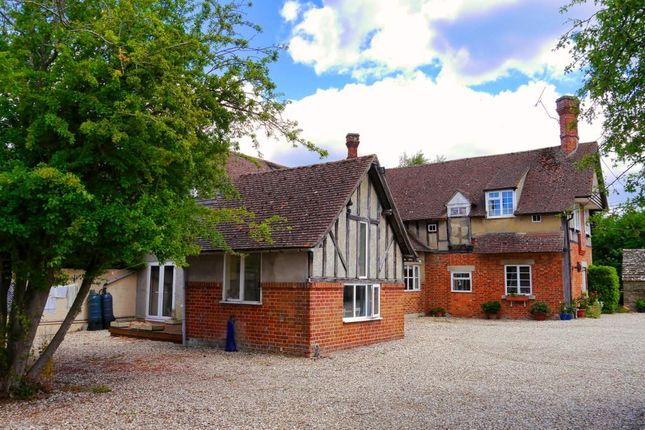 Thumbnail Cottage to rent in Upper Minety, Malmesbury