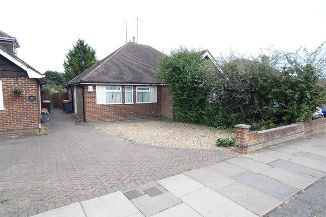 Thumbnail Semi-detached bungalow for sale in Langdale Road, Dunstable