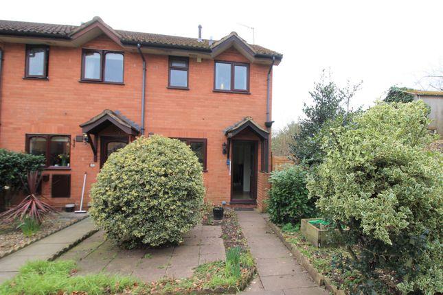Thumbnail Terraced house for sale in Blakebrook Gardens, Kidderminster