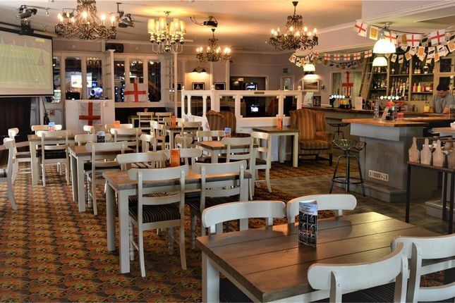 Nags Head Bistro of Solway Holiday Village, Silloth CA7