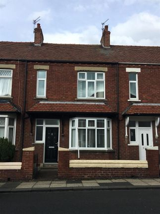 Thumbnail Terraced house to rent in Winchester Avenue, Blyth