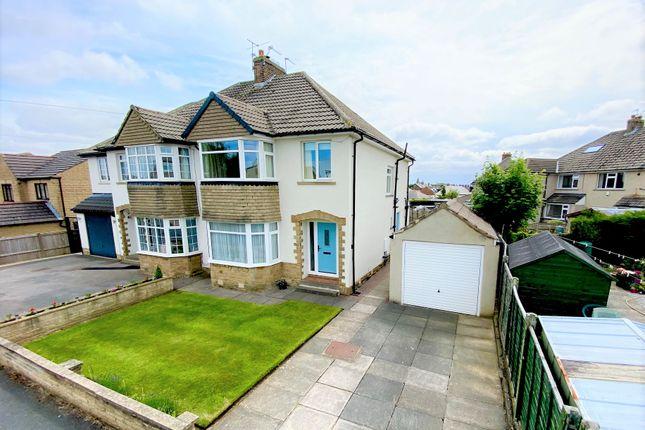 Thumbnail Semi-detached house for sale in Moorfield Drive, Baildon
