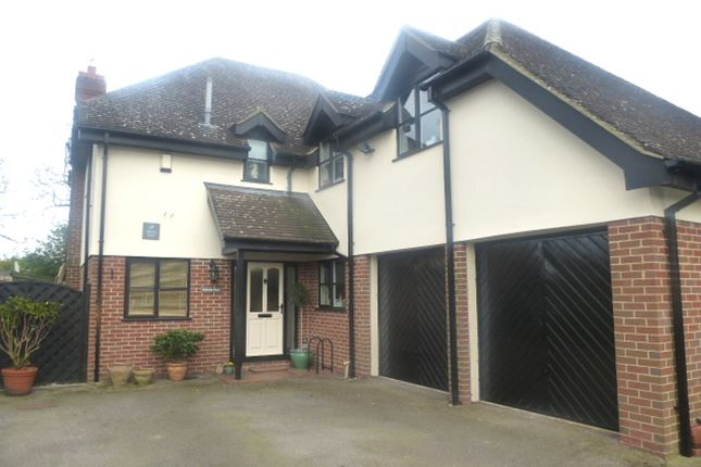 5 bed detached house for sale in Spring Lane, Bassingbourn, Royston