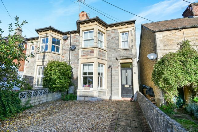 Thumbnail Semi-detached house for sale in Shelburne Road, Calne