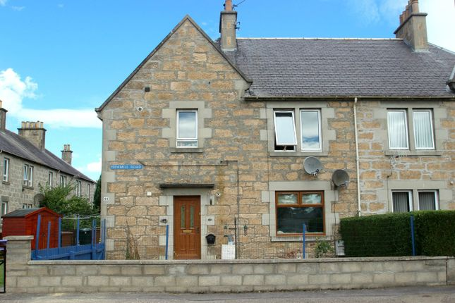 Thumbnail Flat for sale in Newmill Road, Elgin