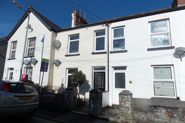 Thumbnail Terraced house to rent in Tredydan Road, Launceston