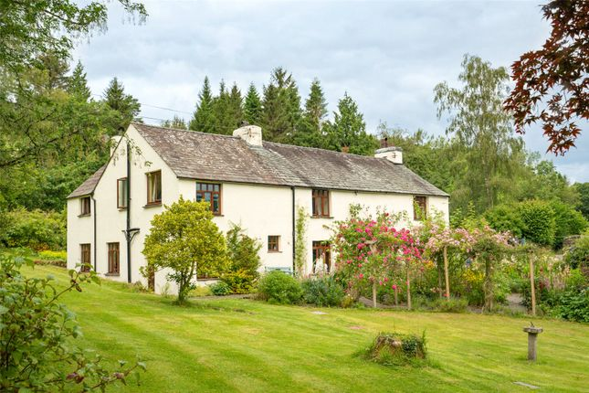 Thumbnail Detached house for sale in Levensdale, Canny Hill, Newby Bridge, Ulverston, Cumbria