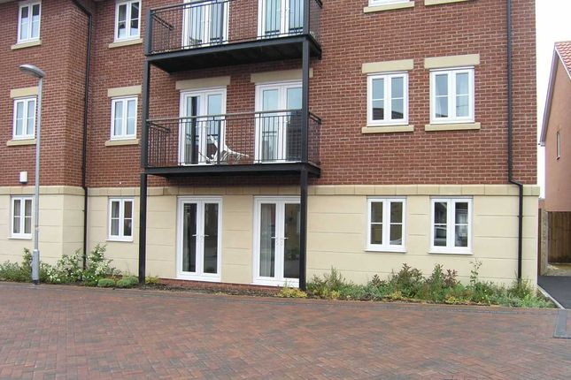 Thumbnail Flat to rent in Gadwall Way, Scunthorpe