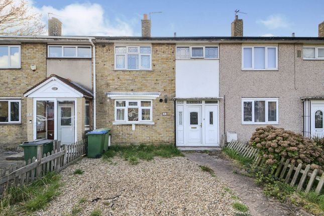 2 bed terraced house for sale in Eynsham Drive, London SE2