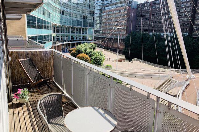 Thumbnail Flat to rent in The Bridge, Dearmans Place, Manchester City Centre