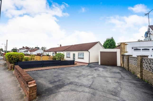 Thumbnail Bungalow for sale in Coppice Lane, Short Heath, Willenhall, West Midlands