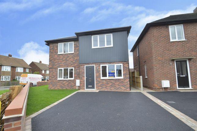 Thumbnail Semi-detached house for sale in Laurel Crescent, Long Eaton, Nottingham